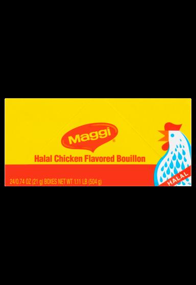 Maggi® Halal Chicken Flavored Bouillon
