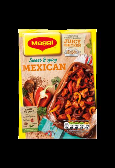 Maggi® So Juicy® Mexican Spice Mix