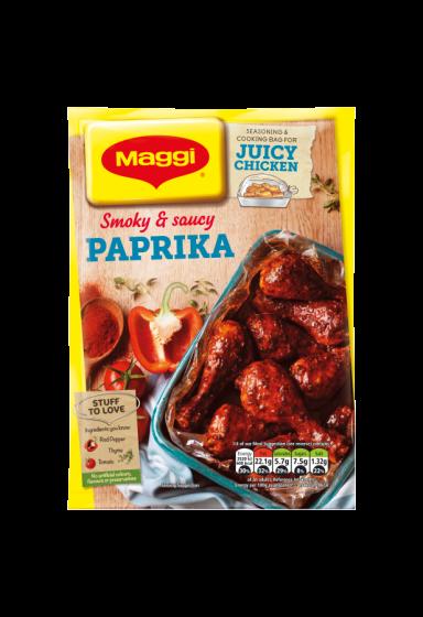 Maggi® So Juicy® Paprika Recipe Mix