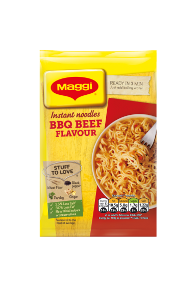 Maggi® 3 Minute BBQ Noodles