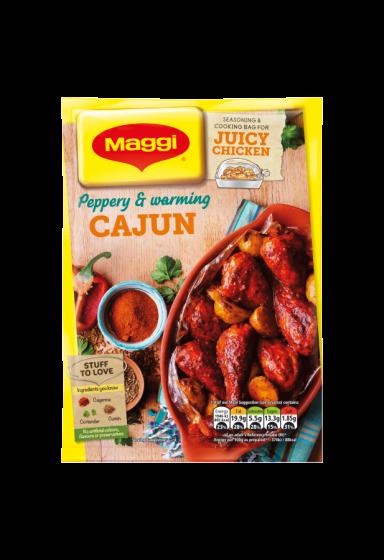 Maggi® So Juicy® Cajun Recipe Mix 38g