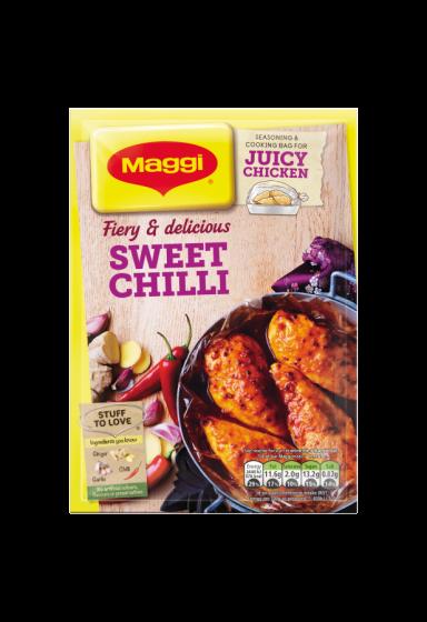 Maggi® So Juicy® Sweet Chilli Chicken Recipe Mix