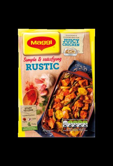 Maggi® So Juicy® Rustic Recipe Mix