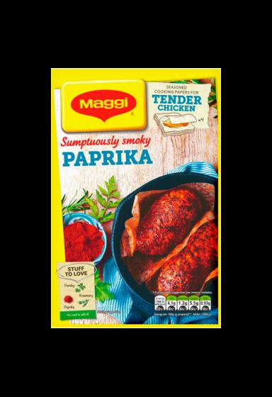 Maggi® So Tender® Paprika Chicken Mix