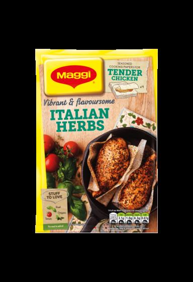 Maggi So Tender Italian Herbs for Chicken 23G