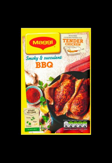 Maggi® So Tender® BBQ Chicken Mix
